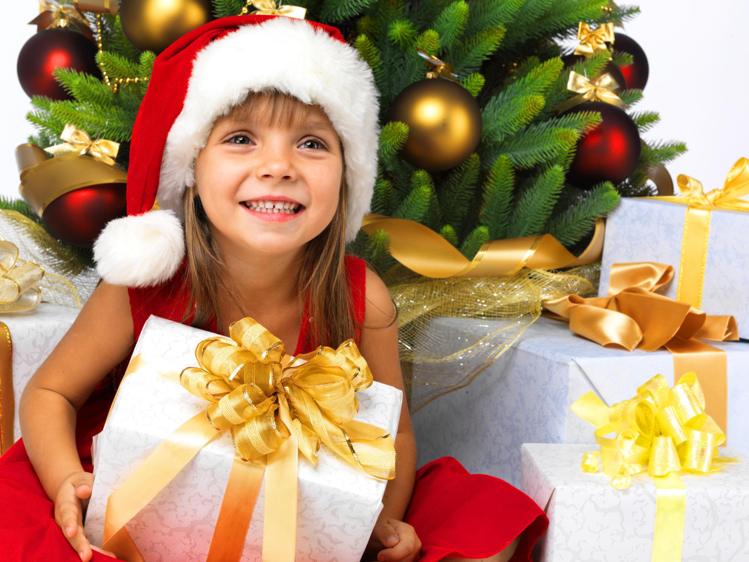 Дети в новый год картинки