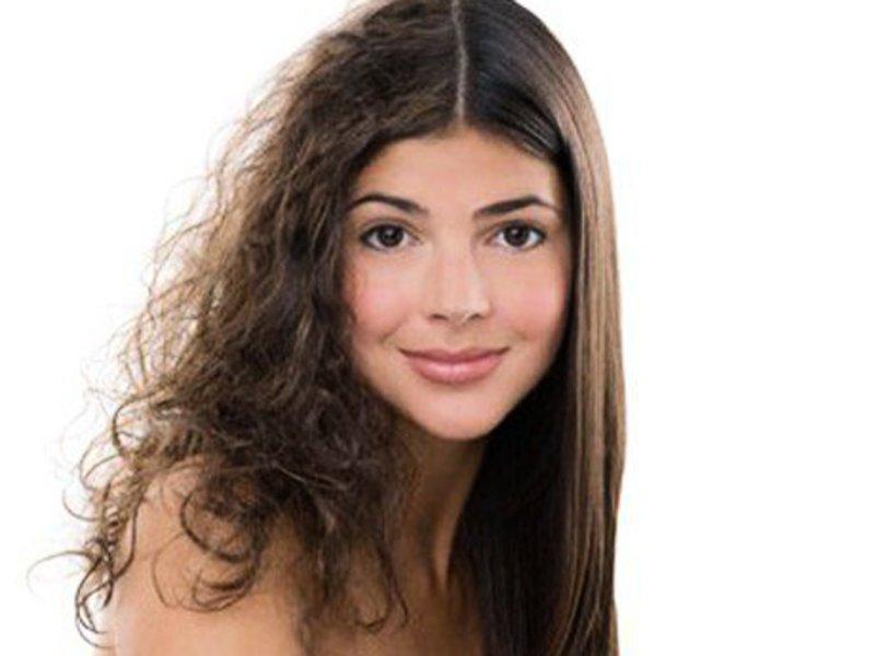 Как сделать крашеные волосы гладкими и шелковистыми