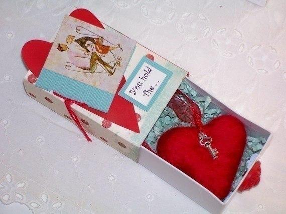Маленькие подарочки своими руками для любимого