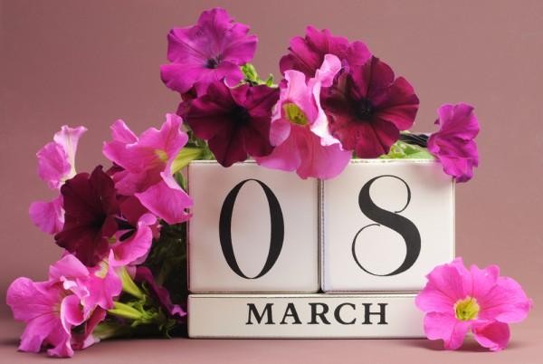 Флеш карты поздравления 8 марта