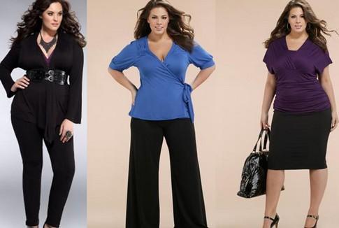 Что носить женщине с большим животом