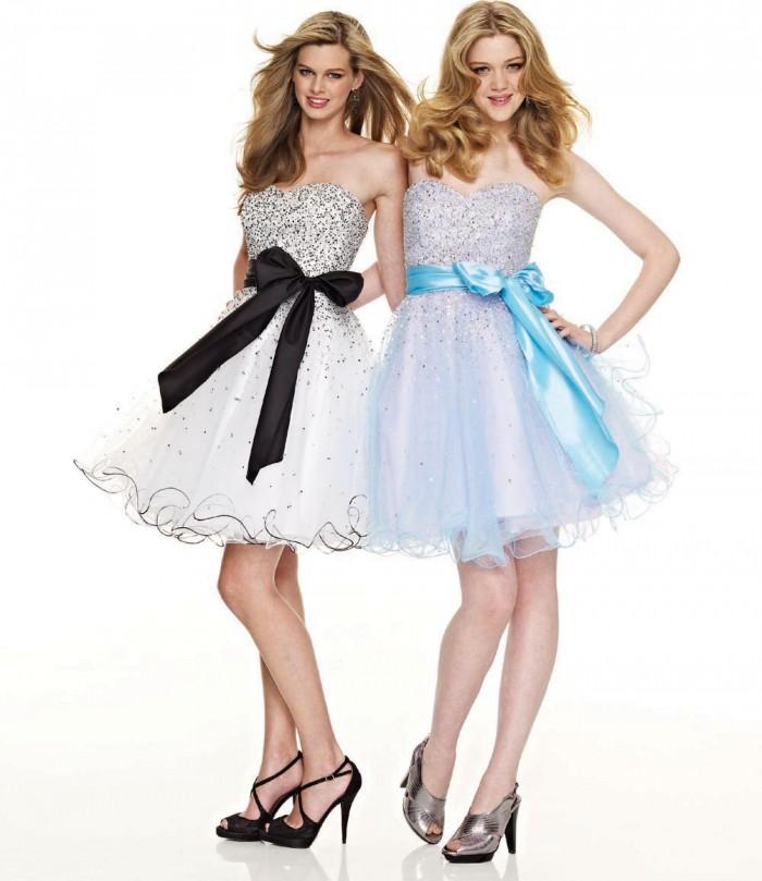 Платье на выпускной своими руками для 4 класса
