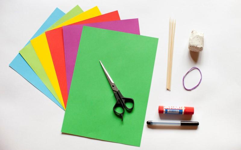 Клей для бумаги своими руками фото
