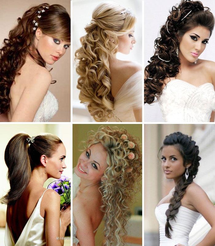 Самые модные причёски с длинными волосами