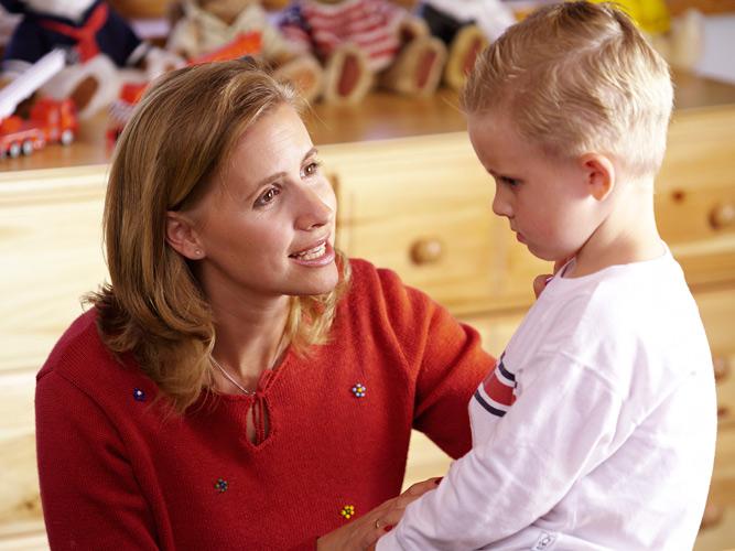 Как сделать ребенка более спокойным