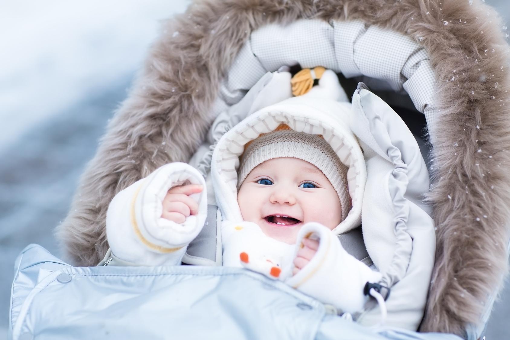 Как отметить Новый год с маленьким ребенком, Любящая мама