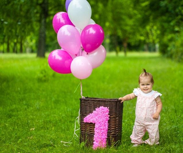 Идеи на день рождения ребенка 1 год своими руками фото