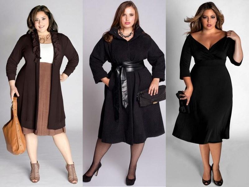 b8545977653 стильные вечерние платья для полных молодых девушек модадром