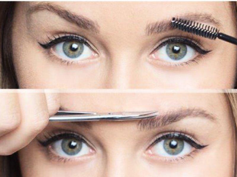 Как самостоятельно сделать идеальные брови