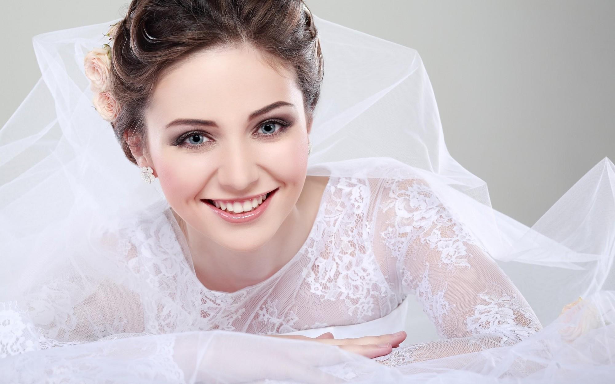 Самые красивые девушки брюнетки невесты 2 фотография