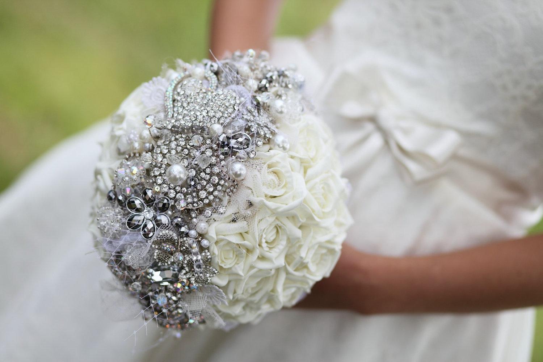 Свадебный букет невесты фото 2015 своими руками