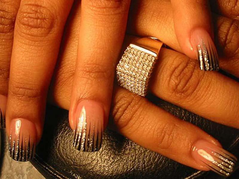 Сколько стоит дизайн ногтей