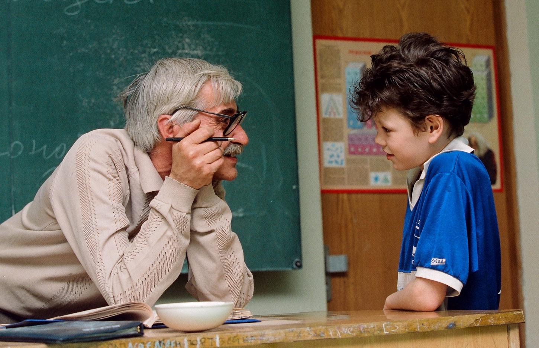 Учитель и ученица дома 5 фотография
