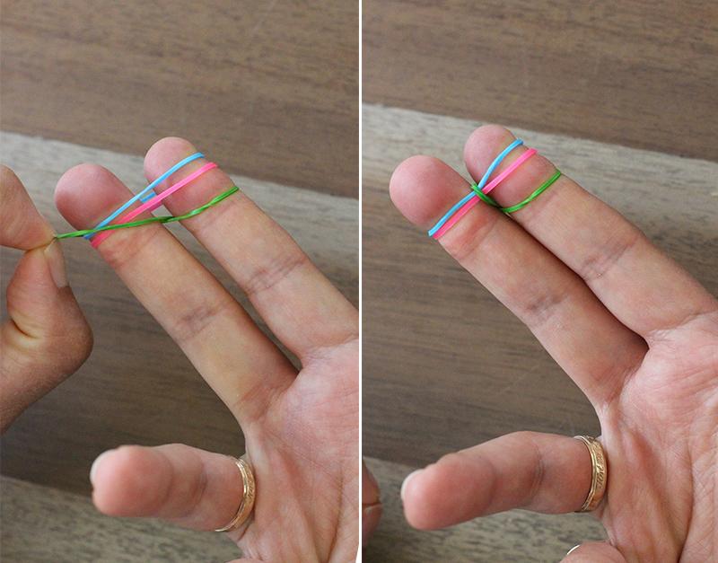 Как сделать сида из резинок