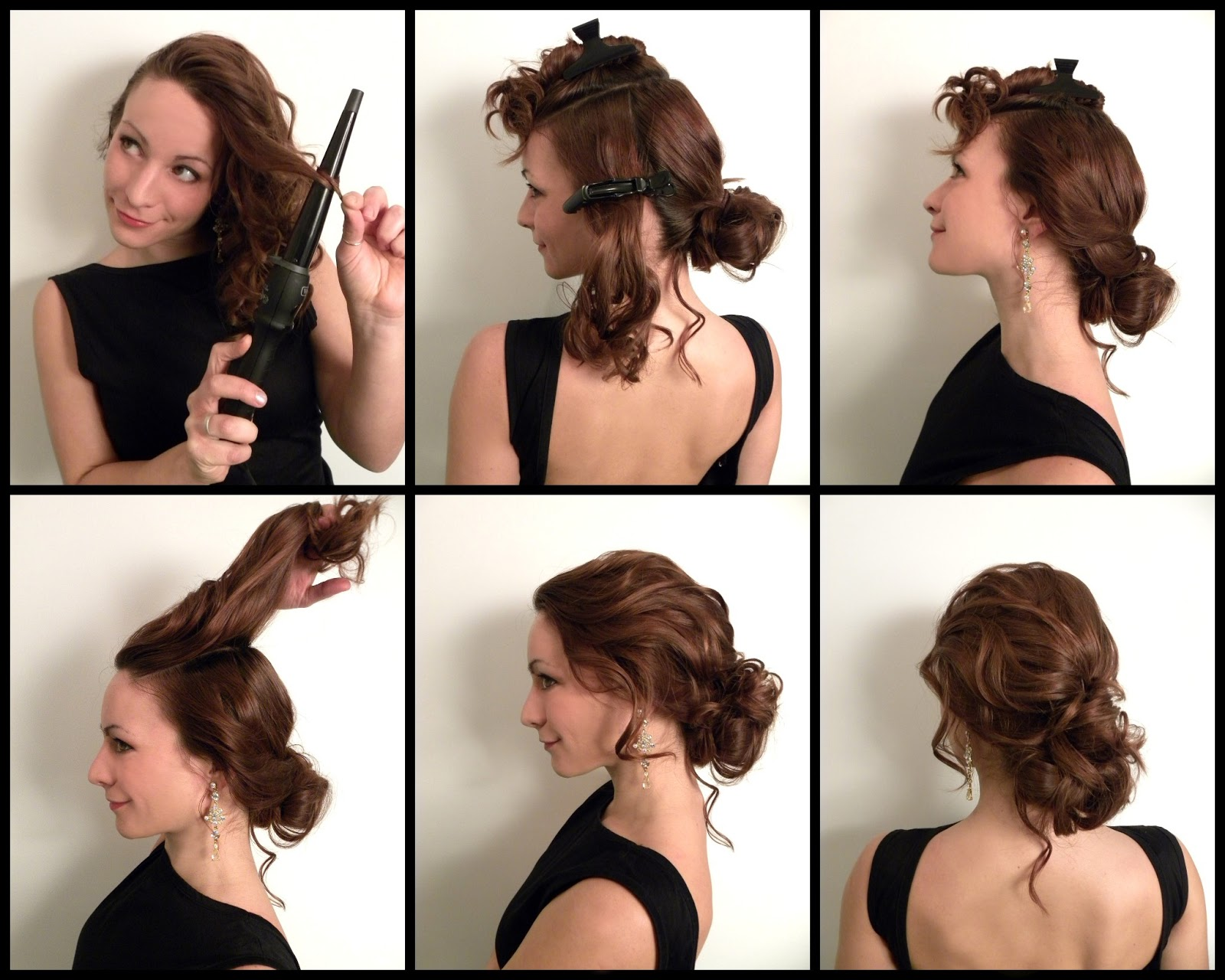 Причёски пошагово в домашних условиях своими руками фото