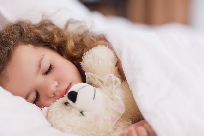 Для нормализации сна у детей