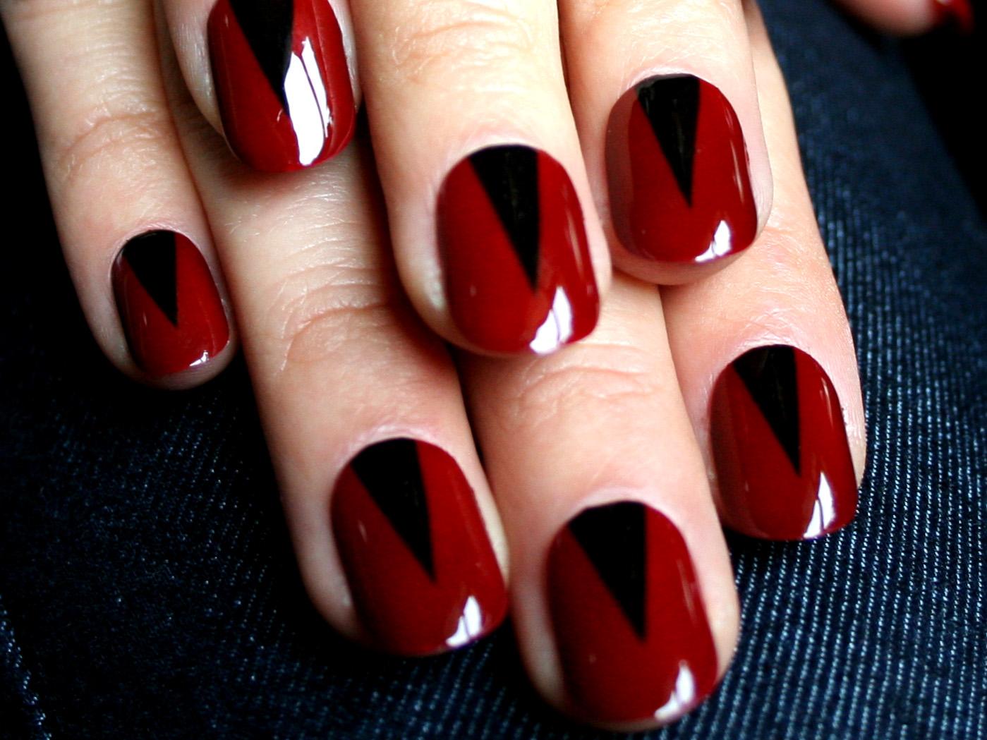 Гель-лак фото дизайн на коротких ногтях 2016-2017