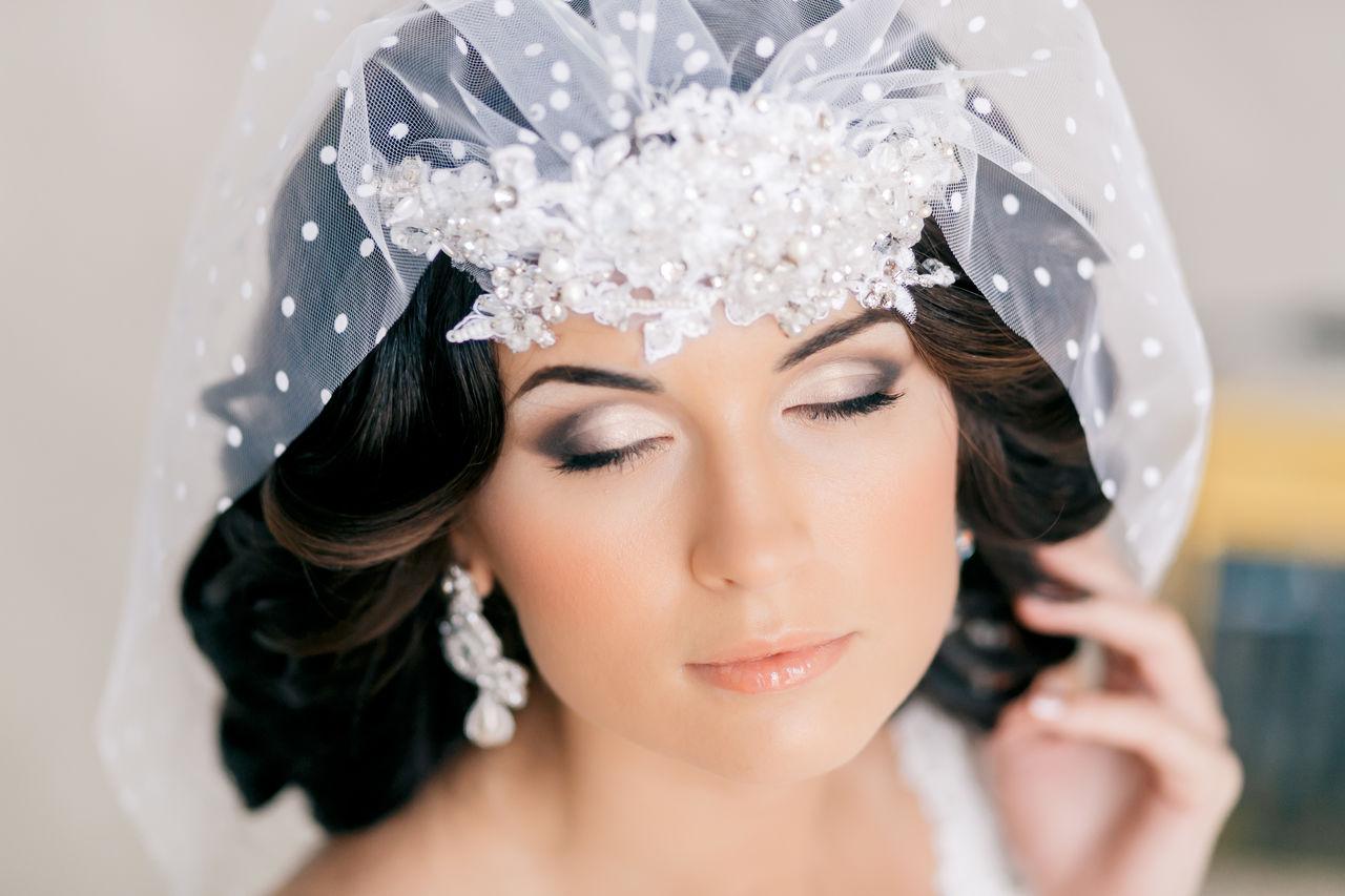 Самые красивые девушки брюнетки невесты 5 фотография
