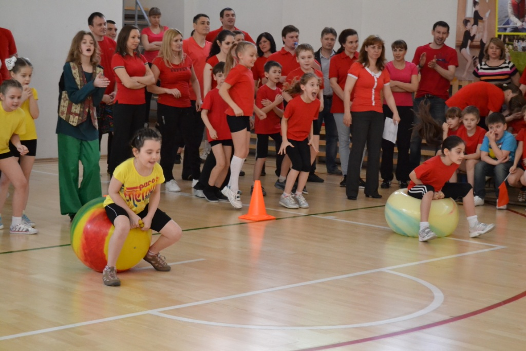 Конкурсы на спортивных праздниках