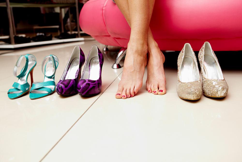 Как разносить туфли, которые жмут? Несколько действенных способов