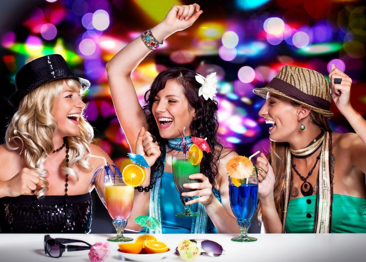 Стриптизер женской на вечеринке 13 фотография