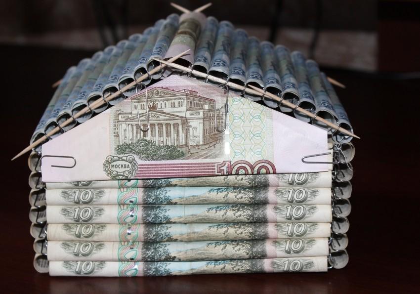 Оригинальные подарки из денег на свадьбу своими руками фото