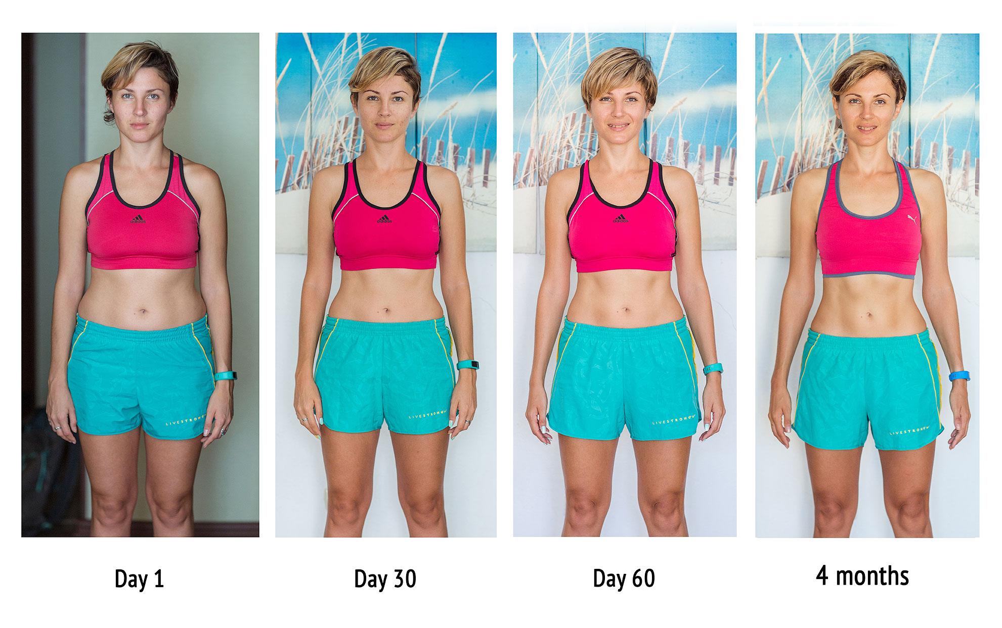 меню на раздельное питание для похудения