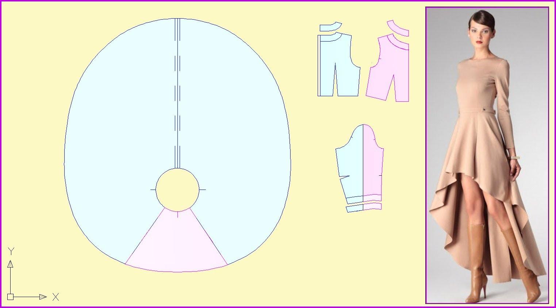 Выкройка юбки солнце своими руками для начинающих