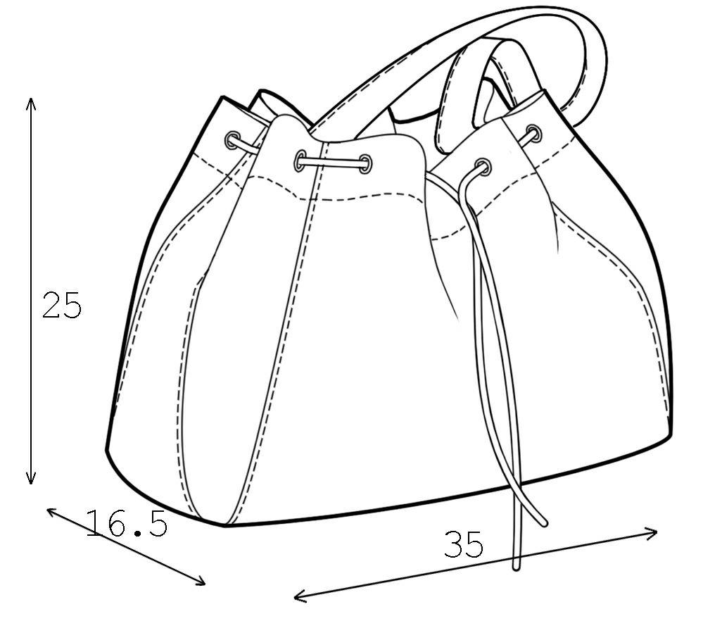 Выкройки сумок из кожзаменителя своими руками