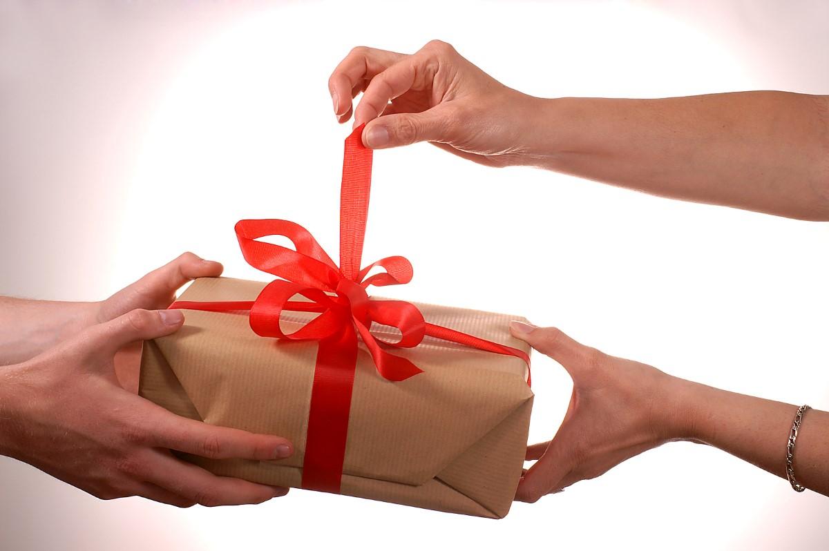 Бесплатные подарки своими руками