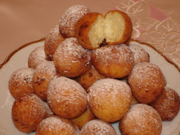 Рецепт пончики в домашних условиях - Gmpruaz.ru