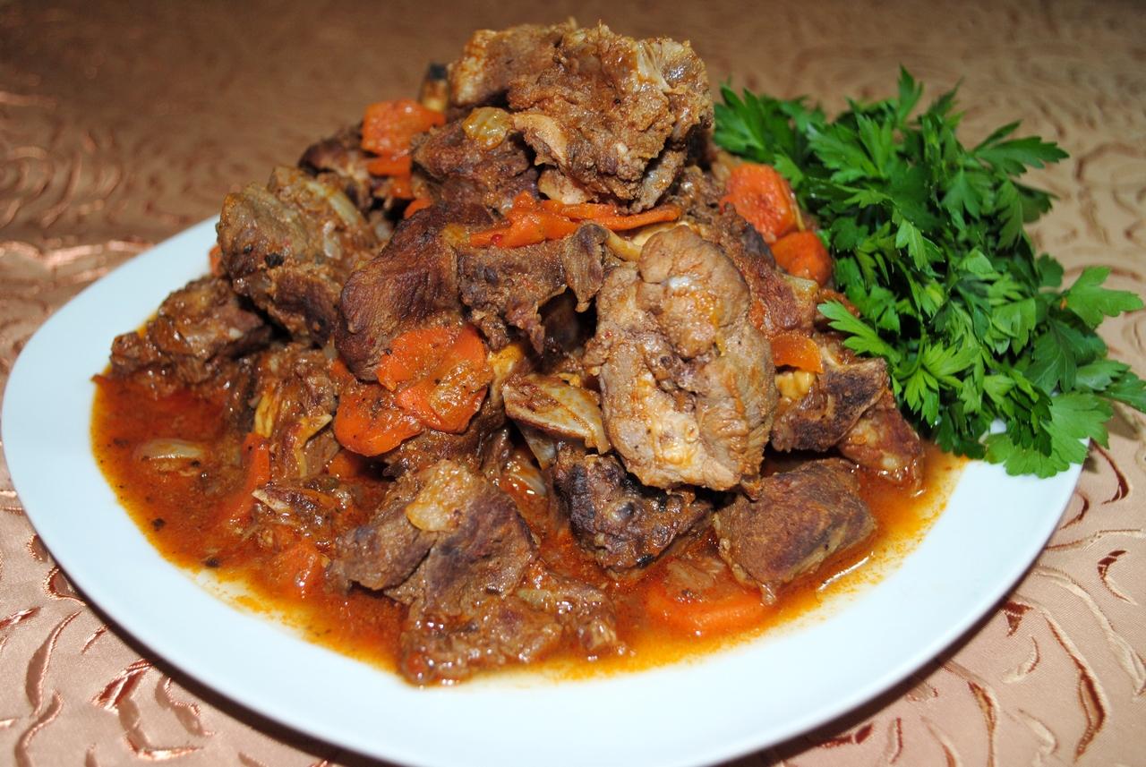 Рецепты мясные из баранины