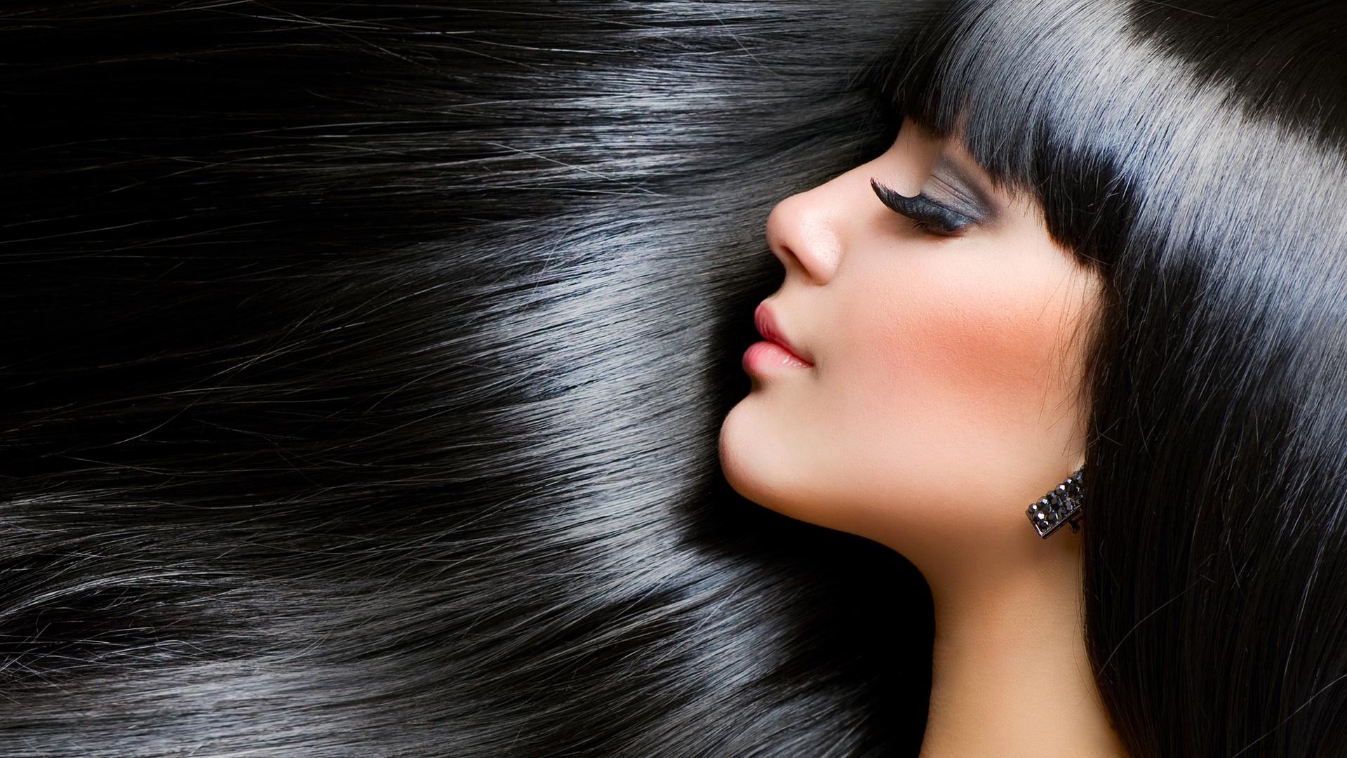 Фото красивых девушек с длинными волосами 27 фотография