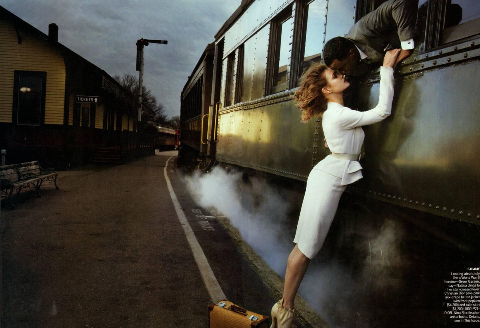 Сонн уезжающая сестра в поезде 10 фотография