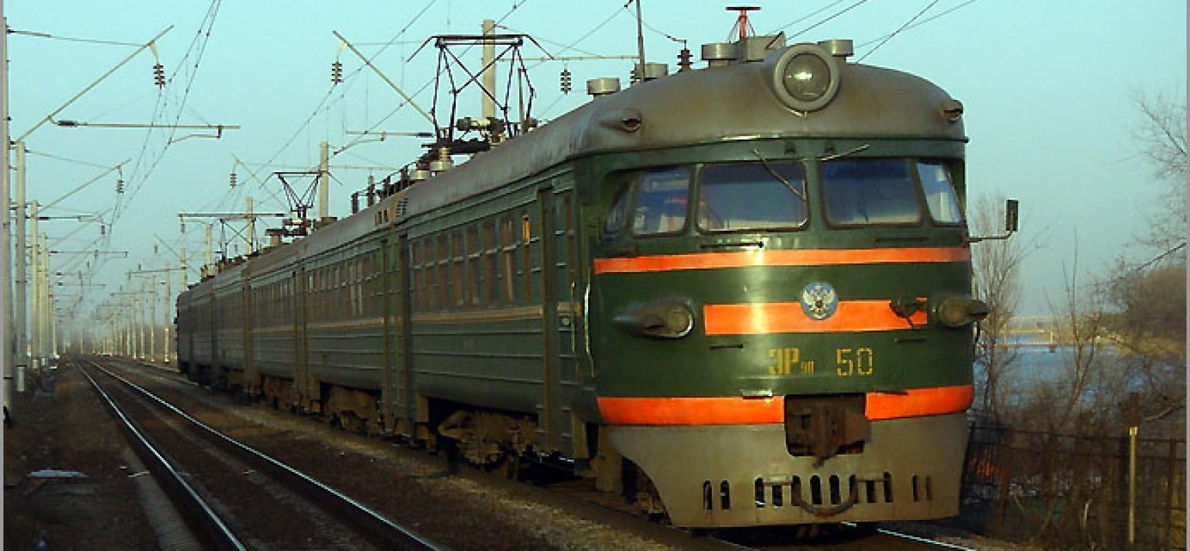 Фото про поїздів 4 фотография