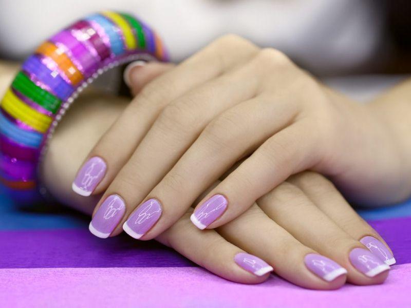 Почему трескается шеллак на ногтях? Как правильно выбрать лак?