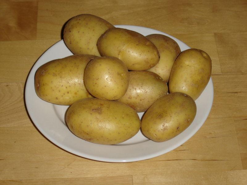 Как сделать мятый картофель