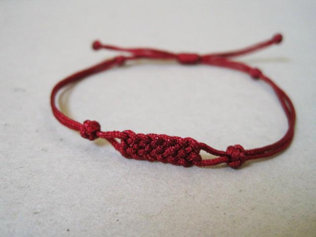 Буддийские браслеты своими руками