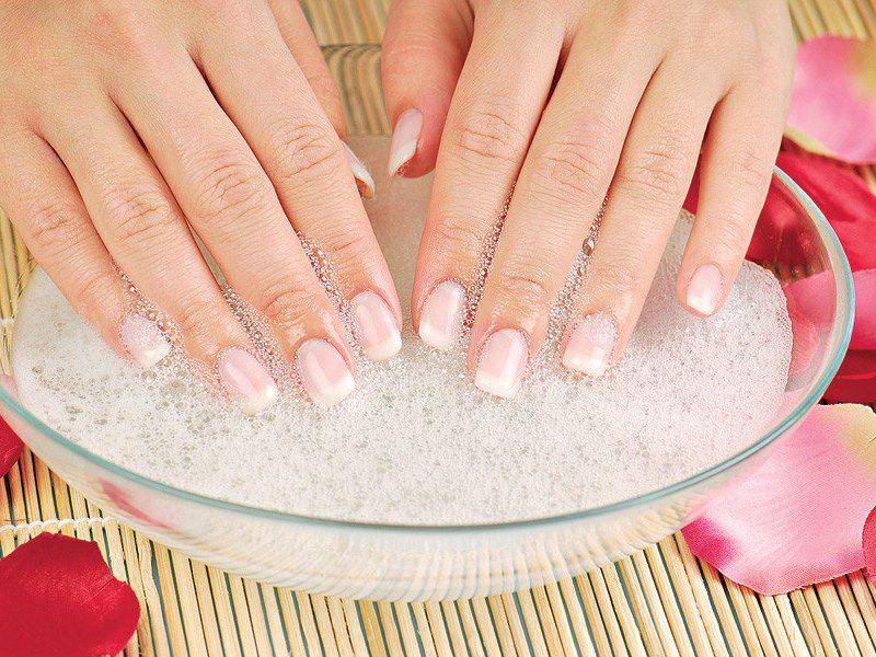 Наращивание ногтей в домашних условиях своими руками