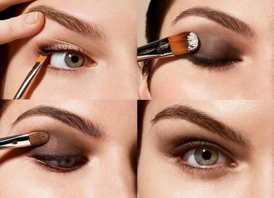 Правильно наносить дневной макияж