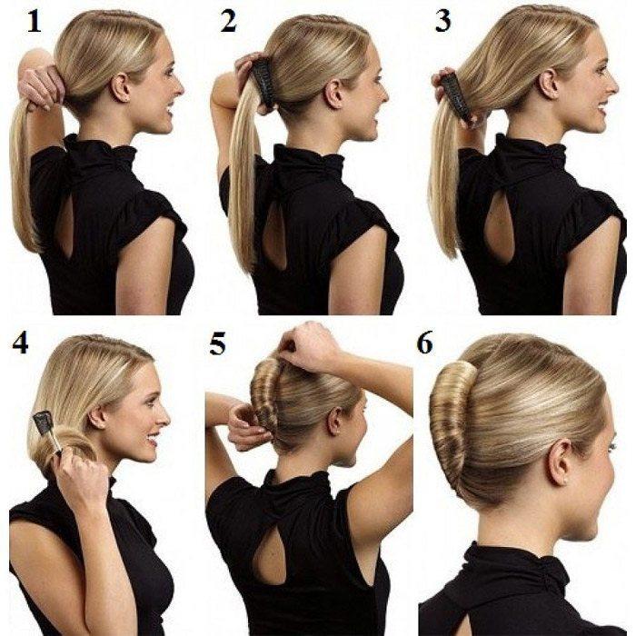 Как сделать зажим для волос