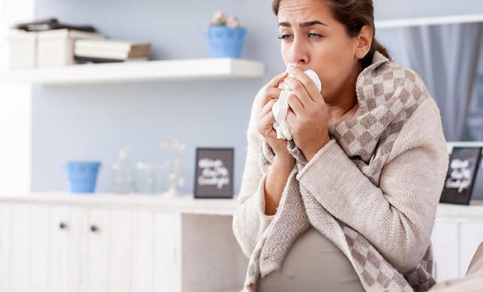 Как лечить горло на первом триместре беременности