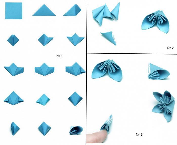 108Как сделать красивый шарик из бумаги