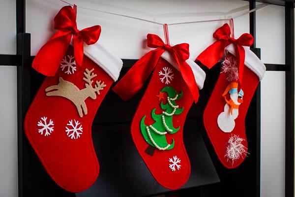 Своими руками рождественский носок