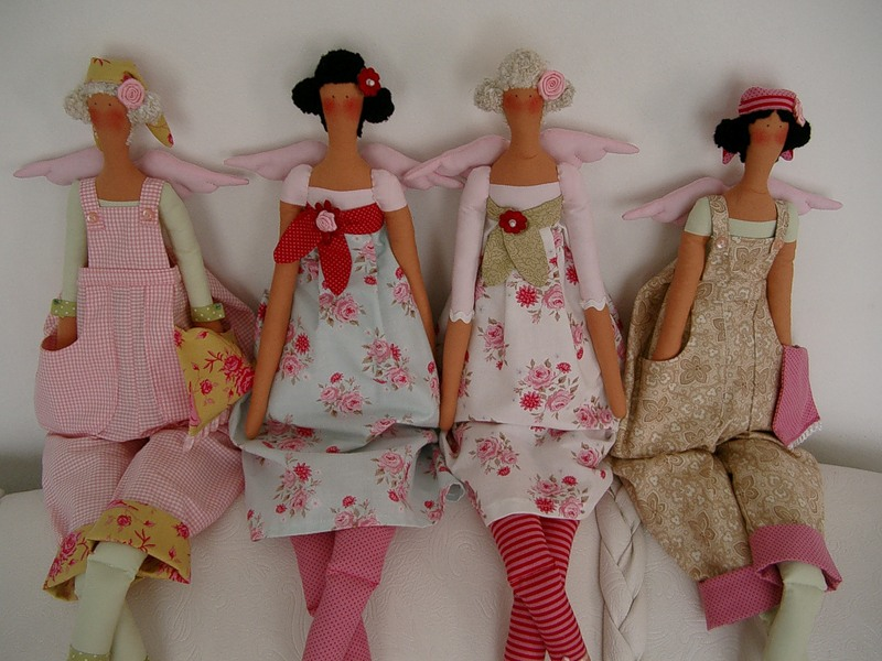 Фото для кукол своими руками