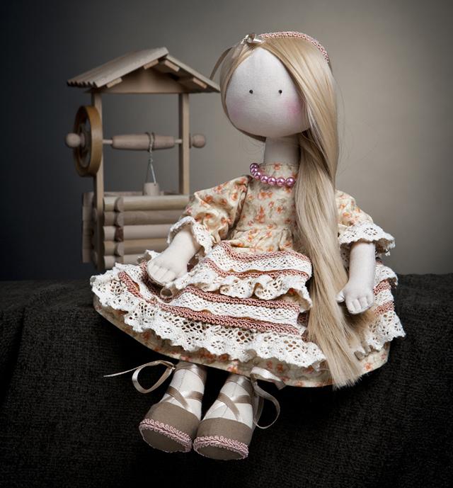 Шить для начинающих для кукол