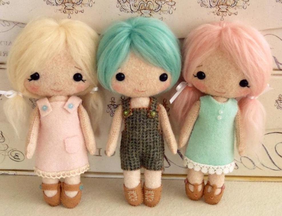 сшить куклу тильду своими руками выкройки и пошаговая инструкция - фото 7