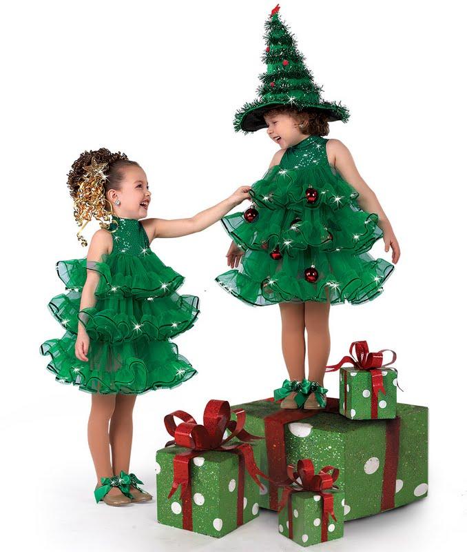 Новогодний костюм для девочки своими руками подростка