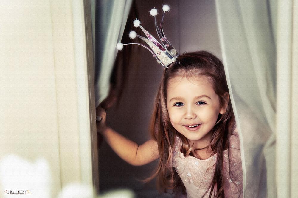Как из девочки сделать принцессу 700