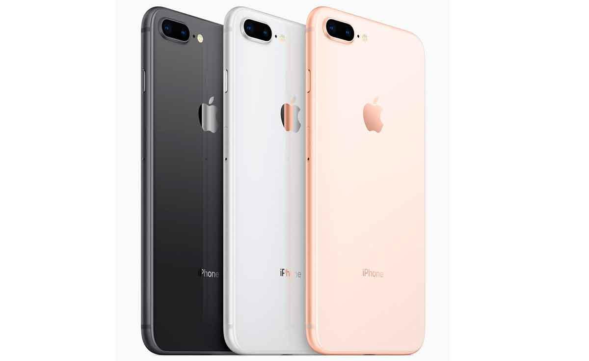 Айфон 8 - красивый дизайн и цвета